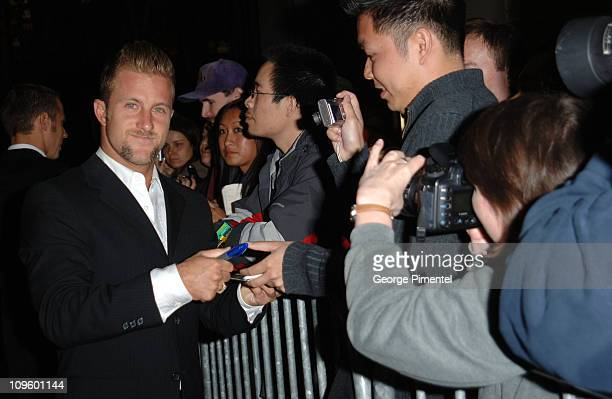 Scott Caan during 31st Annual Toronto International Film Festival 'The Dog Problem' Premiere in Toronto Canada Canada