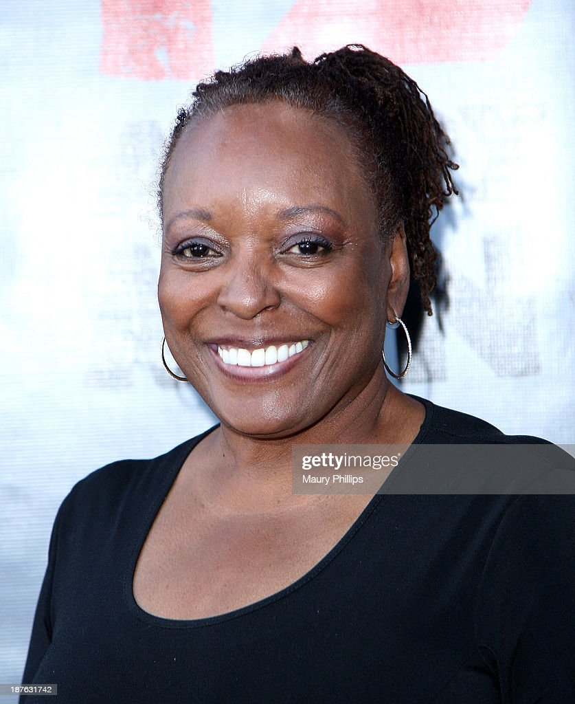 L. Scott Caldwell attends '12 Angry Men' at the Pasadena Playhouse on November 10, 2013 in Pasadena, California.