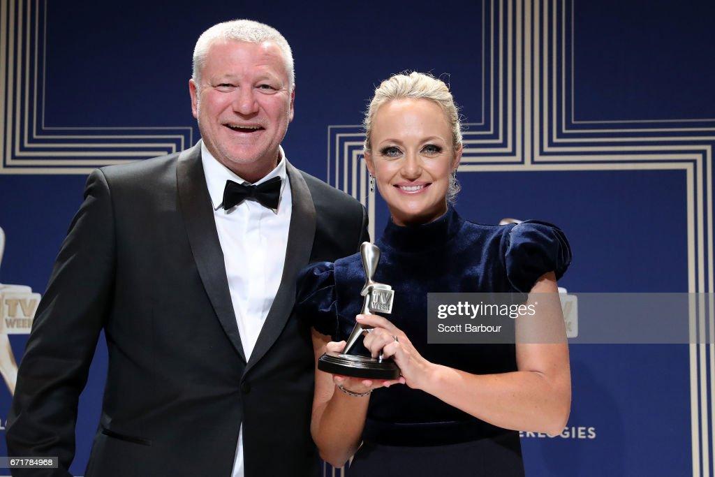 2017 Logie Awards - Awards Room