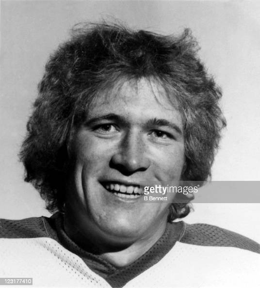 Scott Campbell of the Winnipeg Jets poses for a portrait in September 1978 in Winnipeg Manitoba Canada