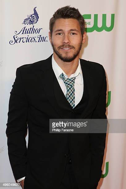 Scott Clifton attends the 84th Annual Hollywood Christmas Parade on November 29 2015 in Hollywood California