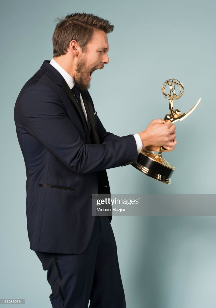 Scott Clifton poses for portraits at The 44th Daytime Emmy Awards - Portraits by The Artists Project Sponsored by Foster Grant on April 30, 2017 in Los Angeles, California.
