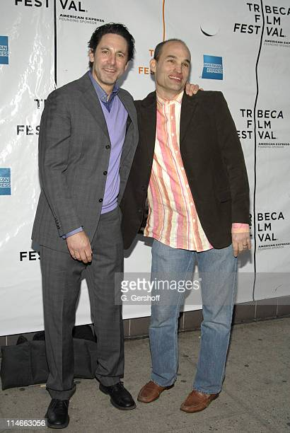 Scott Cohen and Todd S Yellin writer and director