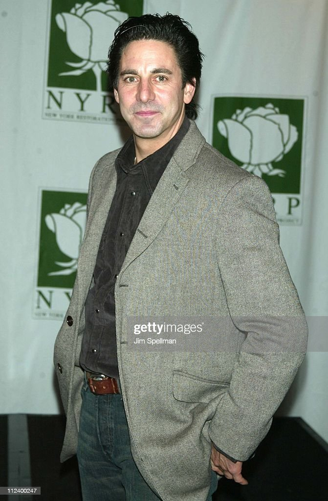 Scott Cohen during New York Restoration Project's 'Hulaween' Gala 2002 at Marriott Marquis in New York, New York, United States.