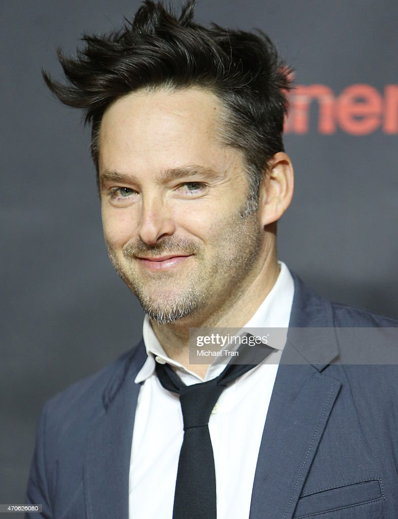 Scott Cooper arrives at 2015 CinemaCon - Warner Bros. Presents The Big Picture held at Caesars Palace Resorts and Casino on April 21, 2015 in Las Vegas, Nevada.