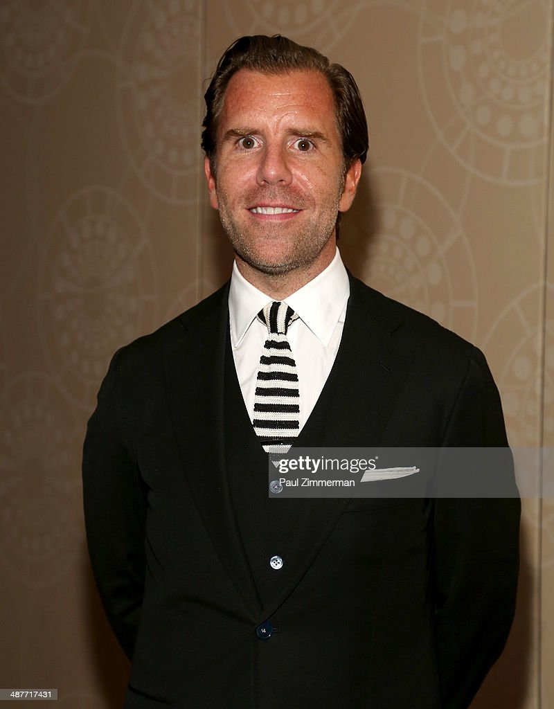 Scott Dadich Editor In Chief Wired attends the 2014 National Magazine Awards at The New York Marriott Marquis on May 1, 2014 in New York City.