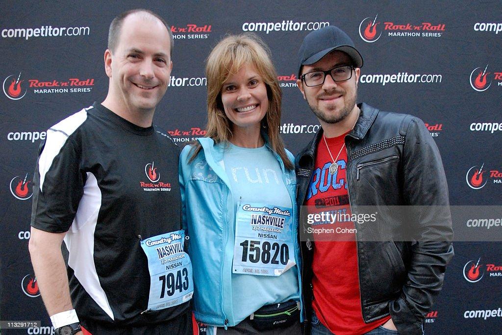Country Music Marathon & 1/2 Marathon Presented By Nissan