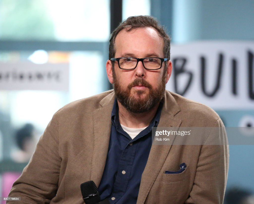 A.O. Scott discusses the One Film, One New York Campaign at Build Studio on August 16, 2017 in New York City.