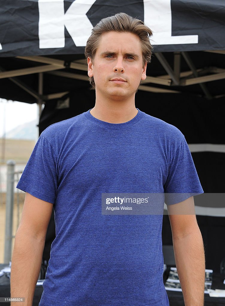 <a gi-track='captionPersonalityLinkClicked' href=/galleries/search?phrase=Scott+Disick&family=editorial&specificpeople=4420046 ng-click='$event.stopPropagation()'>Scott Disick</a> attends Oakley's Learn To Ride Motocross event at Starwest MX Track on May 23, 2011 in Lake Perris, California.