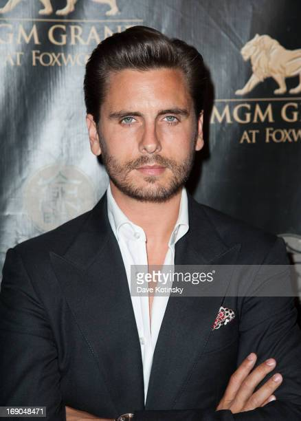 Scott Disick hosts the Shrine 5 year anniversary on May 18 2013 in Mashantucket Connecticut