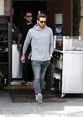 Scott Disick is seen on April 21 2015 in Los Angeles California