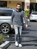 Scott Disick is seen on October 16 2014 in Los Angeles California