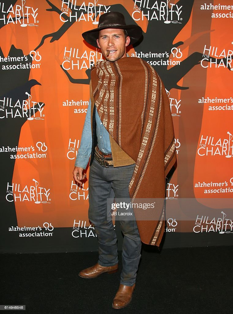 Scott Eastwood attends Hilarity for Charity's 5th Annual Los Angeles Variety Show: Seth Rogen's Halloween at Hollywood Palladium on October 15, 2016 in Los Angeles, California.