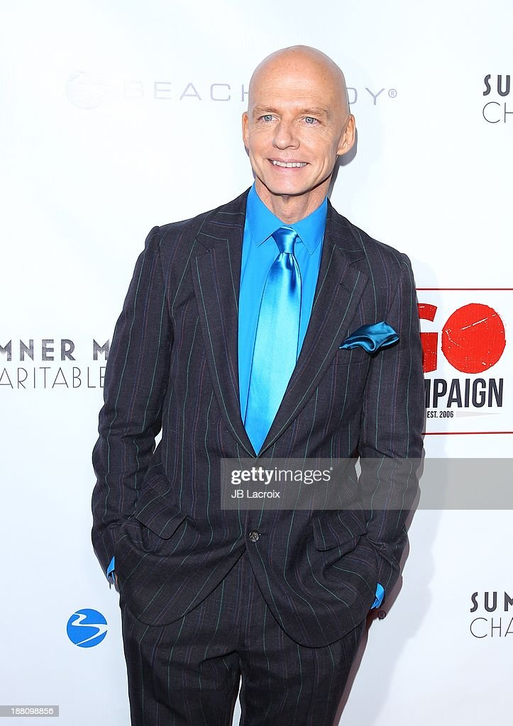 Scott Fifer attends the 6th Annual GO GO Gala at Bel Air Bay Club on November 14, 2013 in Pacific Palisades, California.