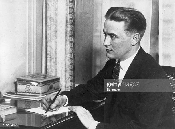 a biography of f scott fitzgerald a writer Shmoop guide to f scott fitzgerald the jazz age  biography / f scott fitzgerald /  it was also the defining era of fitzgerald's life as a writer.