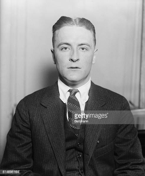 1927F Scott Fitzgerald author