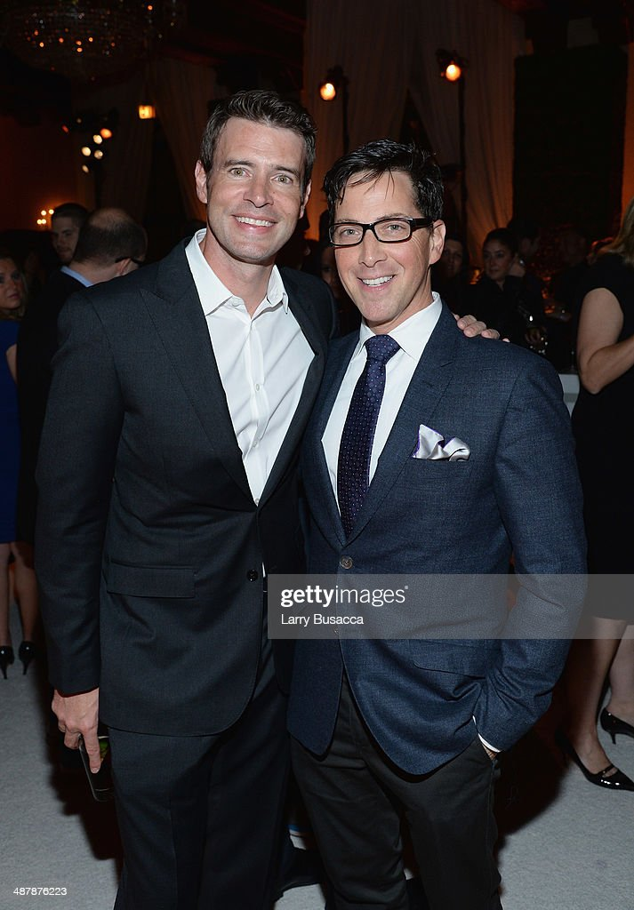 <a gi-track='captionPersonalityLinkClicked' href=/galleries/search?phrase=Scott+Foley&family=editorial&specificpeople=615795 ng-click='$event.stopPropagation()'>Scott Foley</a> and <a gi-track='captionPersonalityLinkClicked' href=/galleries/search?phrase=Dan+Bucatinsky&family=editorial&specificpeople=2363542 ng-click='$event.stopPropagation()'>Dan Bucatinsky</a> attend the PEOPLE/TIME WHCD cocktail party at St Regis Hotel - Astor Terrace on May 2, 2014 in Washington, DC.