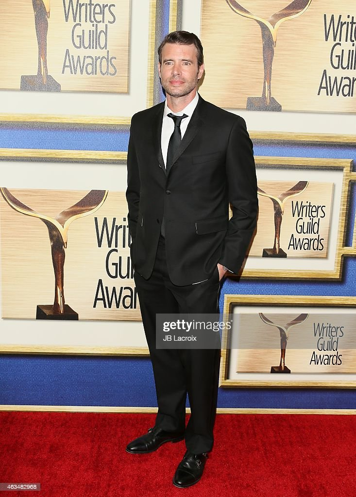 Scott Foley attends the 2015 Writers Guild Awards LA Ceremony at the Hyatt Regency Century Plaza on February 14 2015 in Century City California