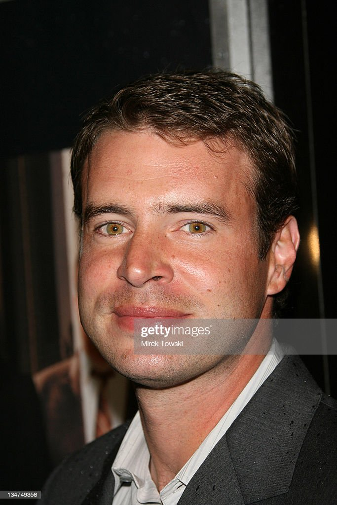 Scott Foley during 'Heist' NBC series party at 'Bulgari' store on Rodeo Dr in Beverly Hills California United States
