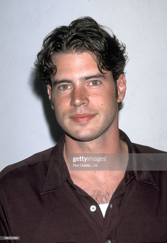 Scott Foley during WB's AllStar Party at Twin Palms Restaurant in Pasadena California United States