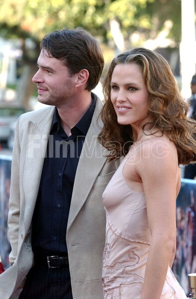 Jennifer Garner Daredevil Premiere Scott Foley Jen...