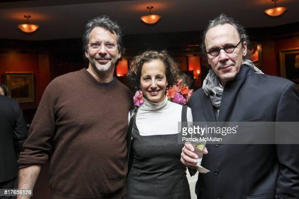 Scott Frances Patti Weinberg and Charles Gandee attend STEVEN HARRIS ARCHITECTS TRUE LIFE at Private Club on December 6 2010 in New York City