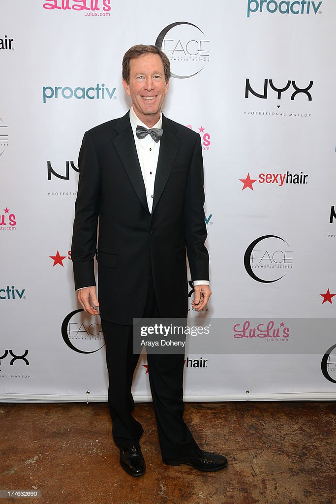 Scott Friedman, CEO and NYX Cosmetics attends the NYX Cosmetics FACE Awards at Beautycon at Siren Studios on August 24, 2013 in Hollywood, California.