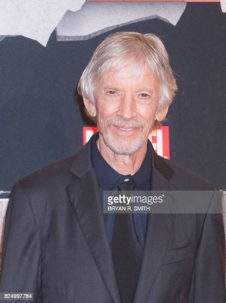 Scott Glenn arrives for the Netflix premiere of Marvel's 'The Defenders' on July 31 2017 in New York / AFP PHOTO / Bryan R Smith