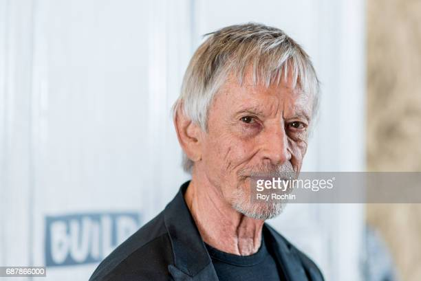 Scott Glenn discusses 'The Leftovers' and 'Marvel's The Defenders' with the Build Series at Build Studio on May 24 2017 in New York City
