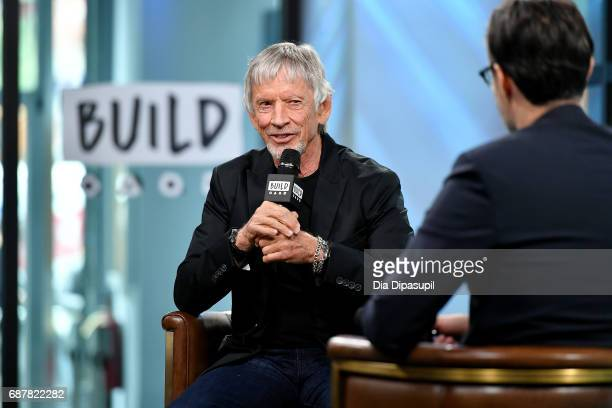 Scott Glenn visits the Build Series to discuss the 'The Leftovers' and Marvel's 'The Defenders' at Build Studio on May 24 2017 in New York City
