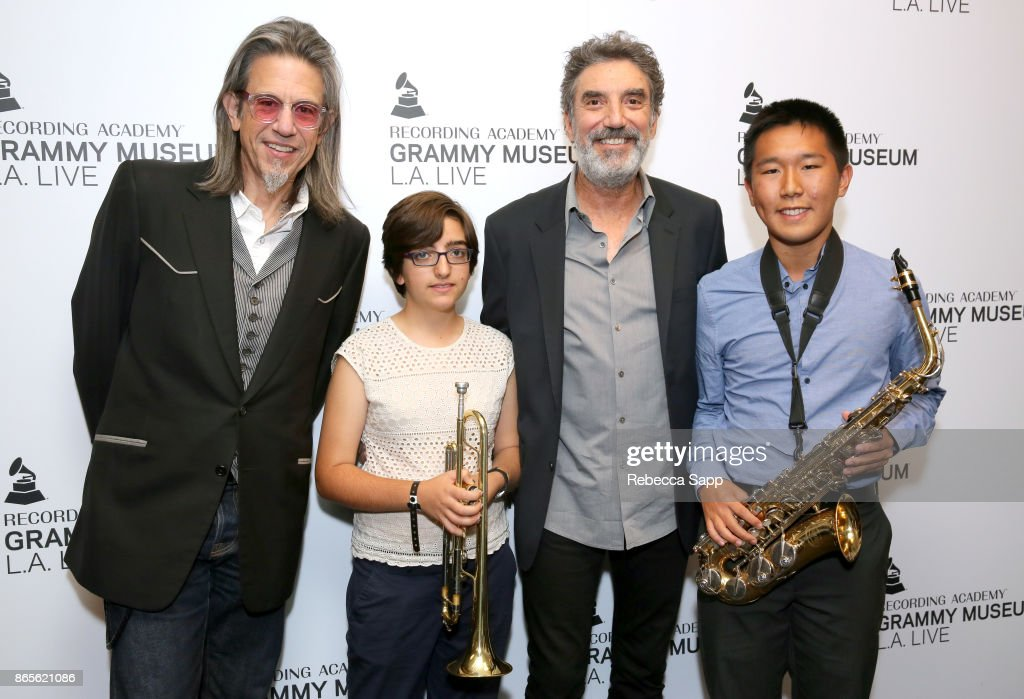 GRAMMY Signature Schools Enterprise Award Presentation
