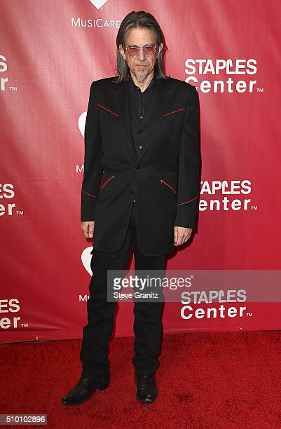 Scott Goldman Vice President GRAMMY Foundations and MusiCares attends the 2016 MusiCares Person of the Year honoring Lionel Richie at the Los Angeles...