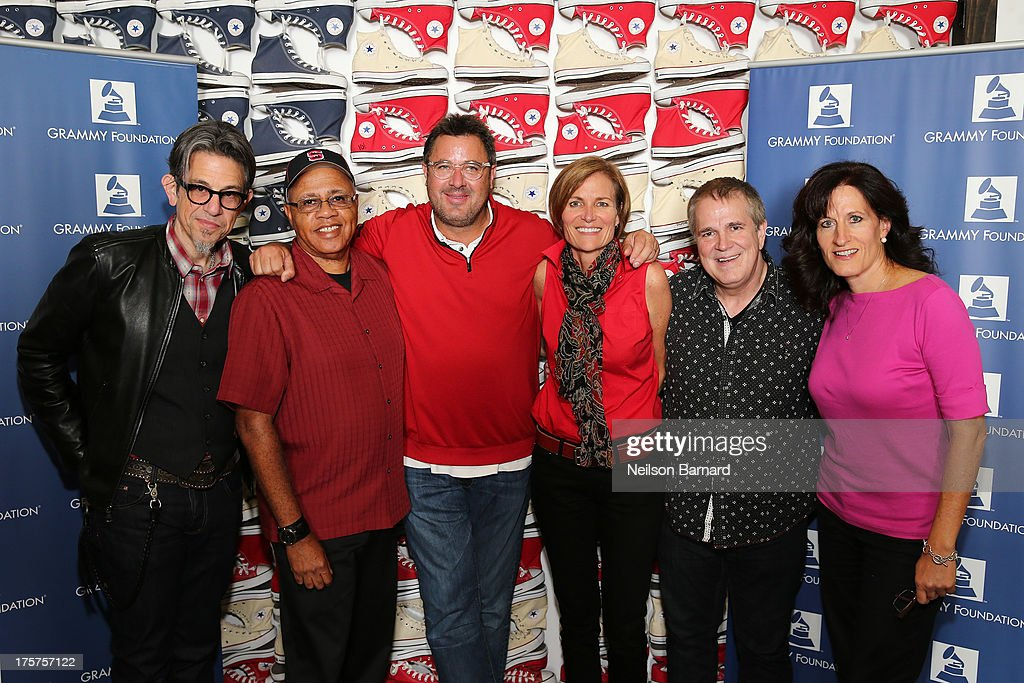 CBS/Vince Gill Day At GRAMMY Camp