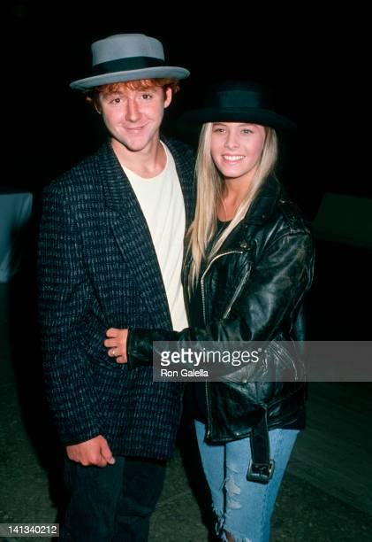 Scott Grimes and Nicole Eggert at the Premiere of 'Punchline' Mann Chinese Theater Hollywood