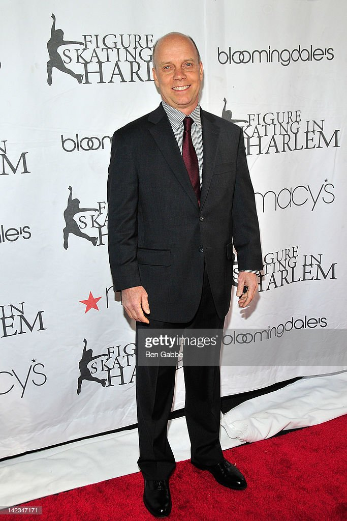 Scott Hamilton attends the 2012 Skating with the Stars gala at theWollman Rink - Central Park on April 2, 2012 in New York City.