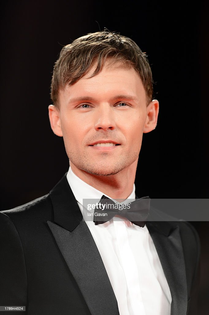 Scott Haze attends the 'Child Of God' Premiere during the 70th Venice Film Festival at the Palazzo del Cinema on August 31, 2013 in Venice, Italy.