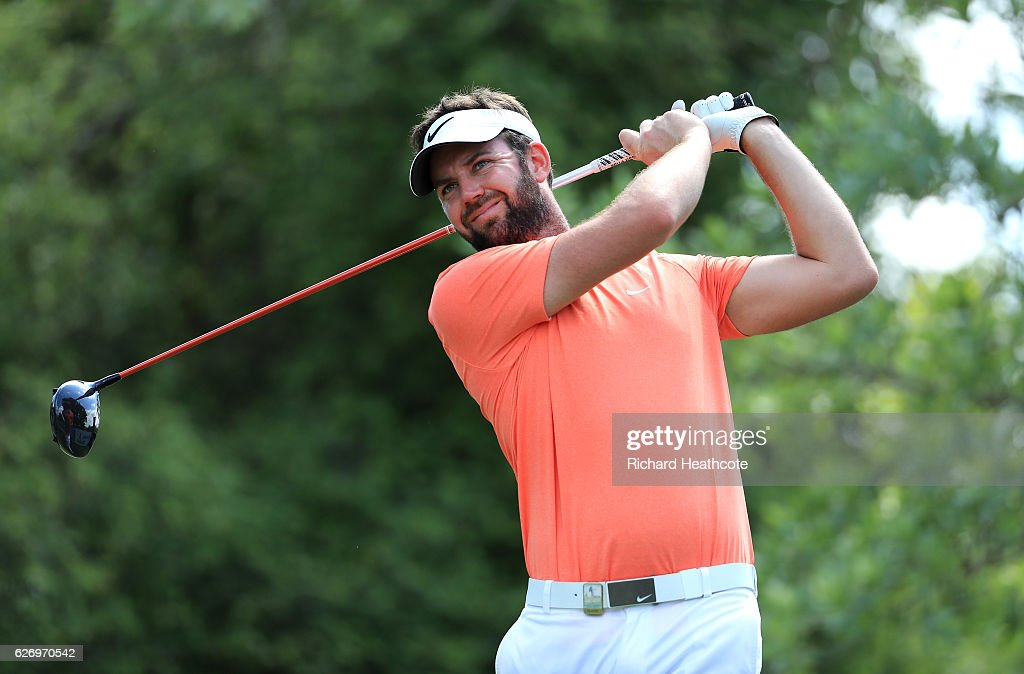 Alfred Dunhill Championship - Day One