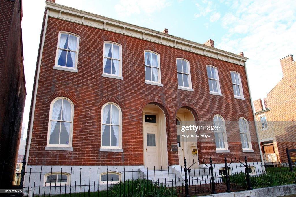 Scott Joplin House, in St. Louis, Missouri on NOVEMBER