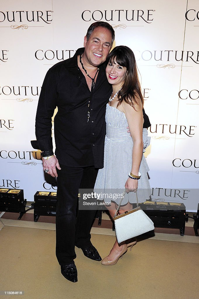 Scott Kay and Michelle Orman arrive for the Couture Las Vegas Jewely Show at Wynn Las Vegas on June 2, 2011 in Las Vegas, Nevada.