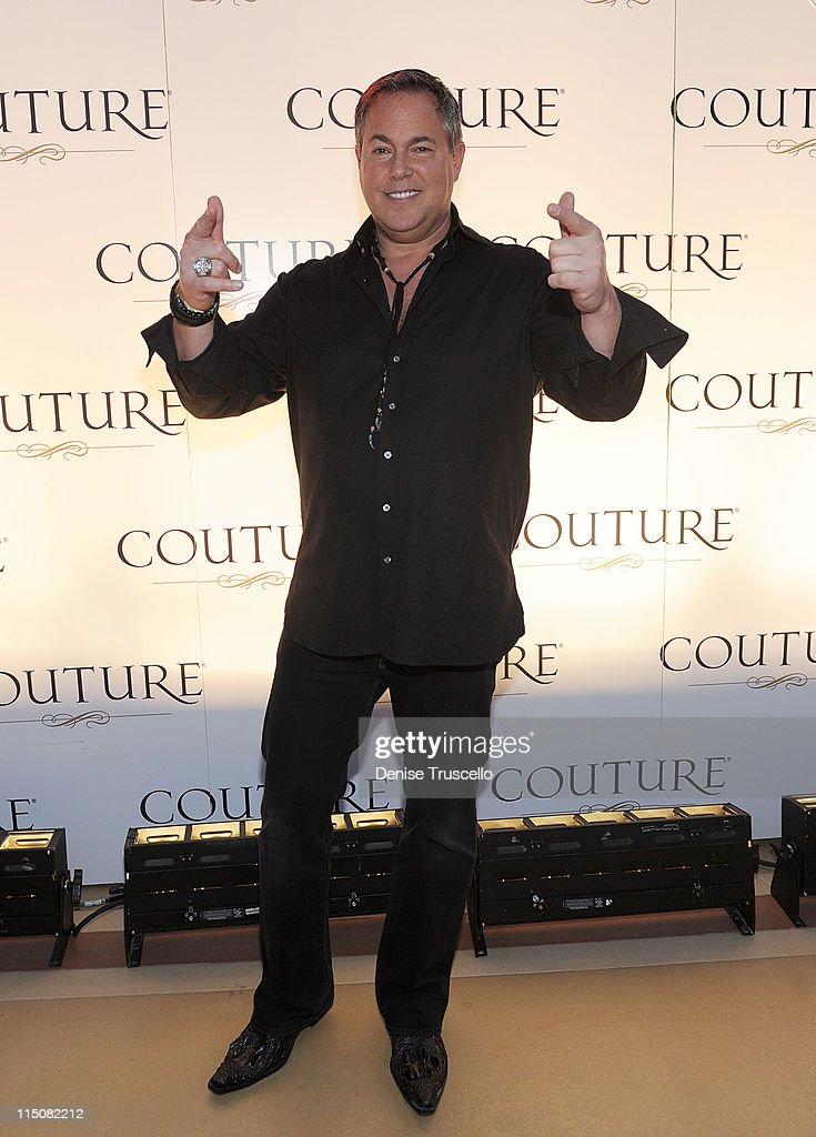 Scott Kay arrives at the Couture Las Vegas Jewely Show at Wynn Las Vegas on June 2, 2011 in Las Vegas, Nevada.