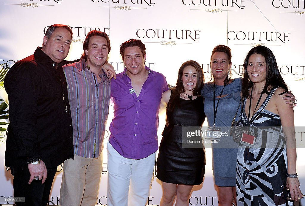 Scott Kay (R)arrives at the Couture Las Vegas Jewely Show at Wynn Las Vegas on June 2, 2011 in Las Vegas, Nevada.