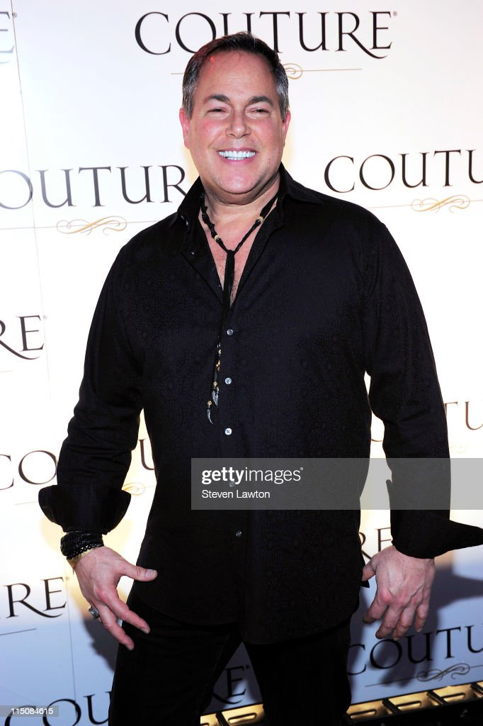 Scott Kay arrives for the Couture Las Vegas Jewely Show at Wynn Las Vegas on June 2, 2011 in Las Vegas, Nevada.