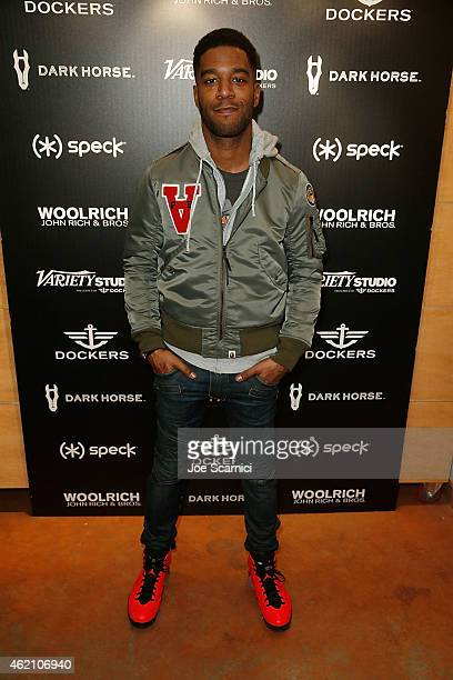 Scott 'Kid Cudi' Mescudi attends The Variety Studio At Sundance Presented By Dockers Day 1 on January 24 2015 in Park City Utah