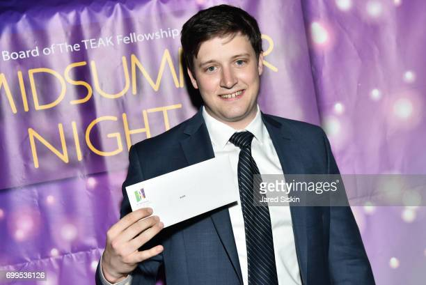 Scott Kirschner attends The Junior Board of The TEAK Fellowship Presents A Midsummer Night at PhD Lounge at the Dream Downtown New York on June 21...