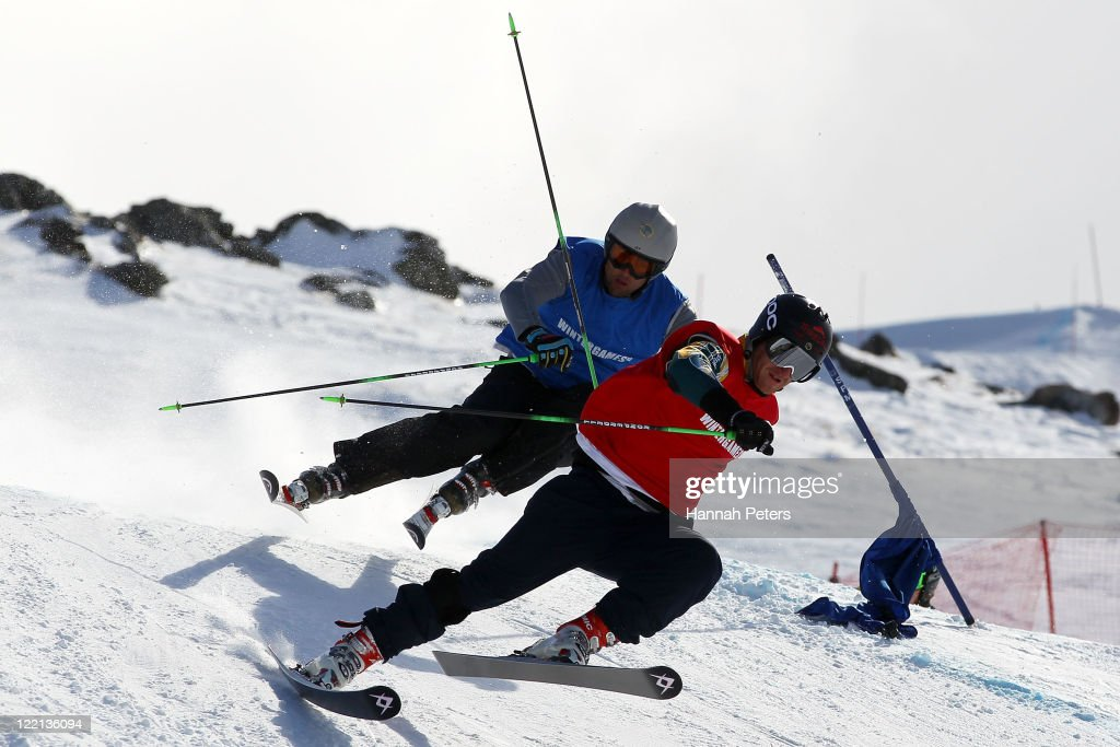 Winter Games NZ - Day 14: Ski Cross