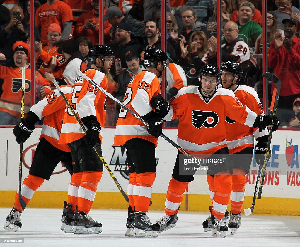 Arizona Coyotes v Philadelphia Flyers