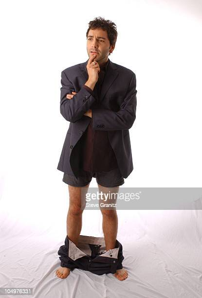 Scott Lowell of Showtime's'Queer As Folk ' in a July 30 2001 photo shoot