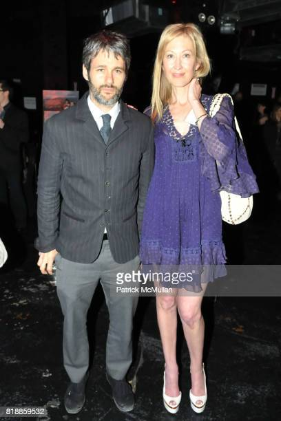 Scott Mackinlay Hahn and Janet MacGillivray Wallace attend RAINFOREST ACTION NETWORK's 25th Anniversary Benefit Hosted by CHRIS NOTH at Le Poisson...