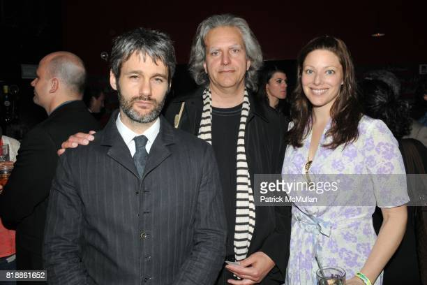 Scott MacKinlay Hahn Remy Chevalier and Kate Dillon attend RAINFOREST ACTION NETWORK's 25th Anniversary Benefit Hosted by CHRIS NOTH at Le Poisson...