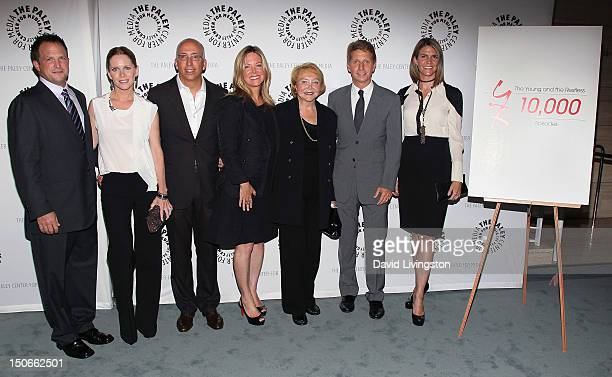 Scott Martin wife/actress Lauralee Bell William J Bell Jr wife/writer Maria Arena Bell The Young and the Restless cocreator Lee Phillip Bell writer...